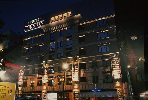 HOTEL FORSION(フォーション) [新宿JHTホテルグループ]